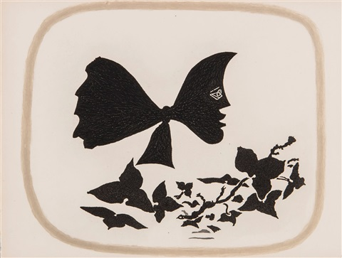 untitled from: août by georges braque