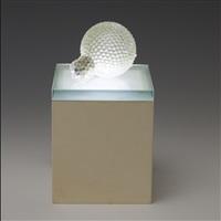 light bulb by kohei nawa