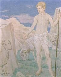 ginetto as a boy by john ramsey conner