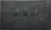 not for sale by mark flood