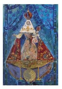virgen del rosario by carmen parra