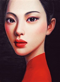曖昧 (ambiguity) by zhang xiangming