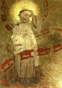 le petit moine aux pains d'épice by stella mertens