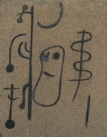 signes et figurations by joan miró