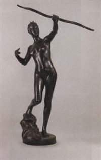 diane chasseresse by leopold pierre antoine savine