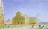 la cathédrale de pise by toussaint francois joseph uchard
