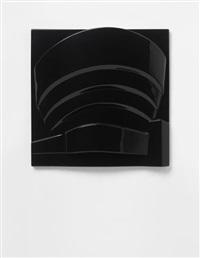 guggenheim (black) by richard hamilton