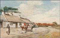 the auld clay biggins by william ewart lockhart