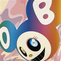 and then, and then.. (2 works) by takashi murakami