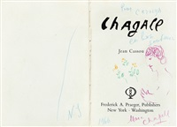 en bon souvenir by marc chagall