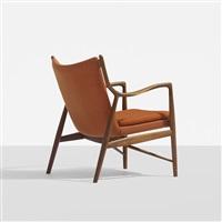 lounge chair, model nv-45 by finn juhl