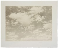 sky (from untitled portfolio) by vija celmins
