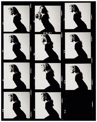 candice bergen by david bailey