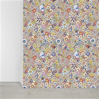 cosmos wallpaper by takashi murakami