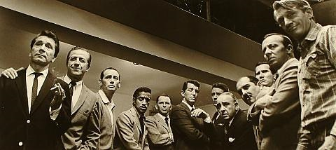 cast of oceans eleven by sid avery