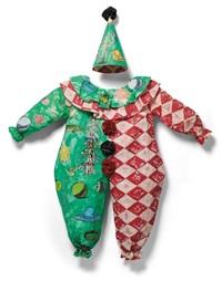 clown suit by jane hammond