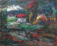 orage en provence by elemer vagh-weinmann