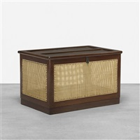 linen chest from the m.l.a. flats building, chandigarh by pierre jeanneret