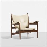 chieftain lounge chair by finn juhl