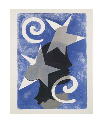 rené char lettera amorosa by georges braque