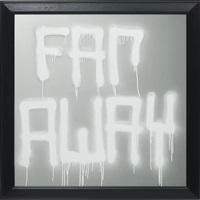 far away by rashid johnson