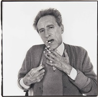 jean cocteau by richard avedon