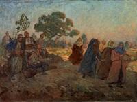 köylüler by ruhi arel