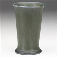 vase by grand feu art pottery