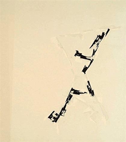 sans titre n°5 by martin barré