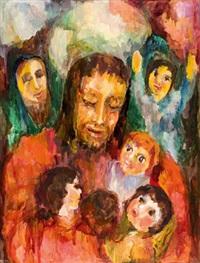 christus der kinderfreund by helga köcher