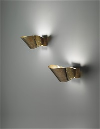 wall lights, model no. 9466 (pair) by paavo tynell