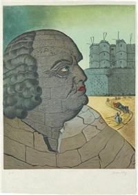 marquis de sade by man ray