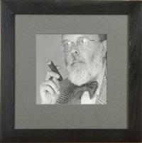 henry geldzahler by robert mapplethorpe