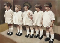 the choir by teodora axente