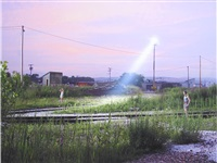 production still, railway children (from beneath the roses (set of 2)) by gregory crewdson