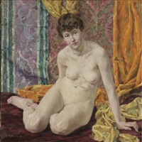 nude by walter ufer