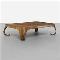 coffee table by isamu kenmochi