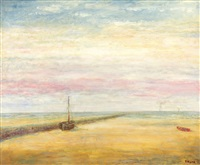 marine by james ensor