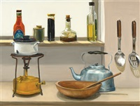 kitchen of the past by ora zack