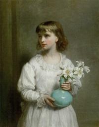 the blue vase by eden upton eddis