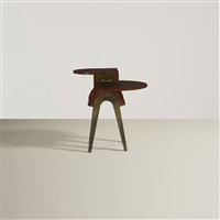 occasional table by jean dunand and eugene printz
