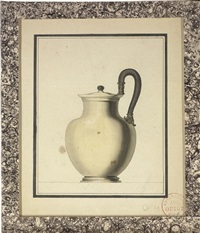 design for a coffee pot by jean guillaume moitte