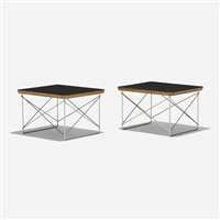 ltrs (pair) by charles and ray eames