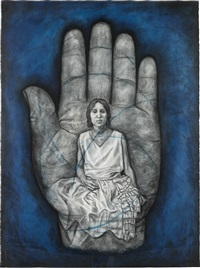 hand xiv by whitfield lovell