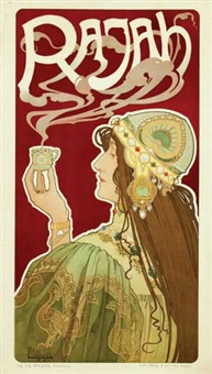 rajah by henri privat-livemont