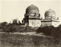 mausoleum of khowas khan and huzrut abdool ruzzak by thomas biggs