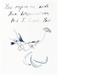 birds by tracey emin