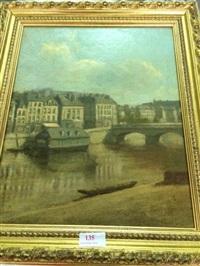 les quai de paris by stanislas lépine