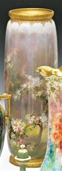 a sleeve vase by edward raby