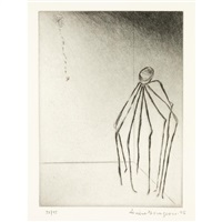 ode á ma mère one print from the series by louise bourgeois
